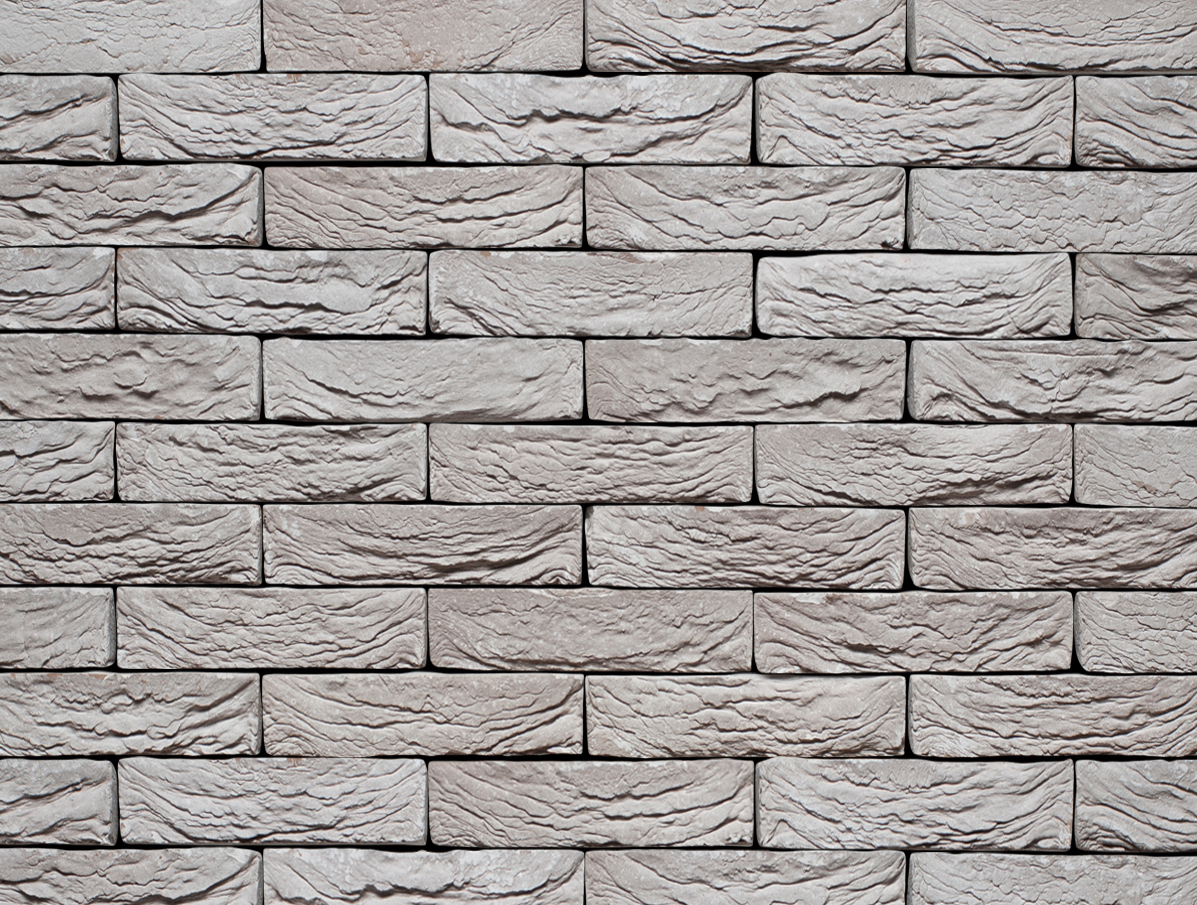 VTB Vintage Bianco SMOKED BRICKS